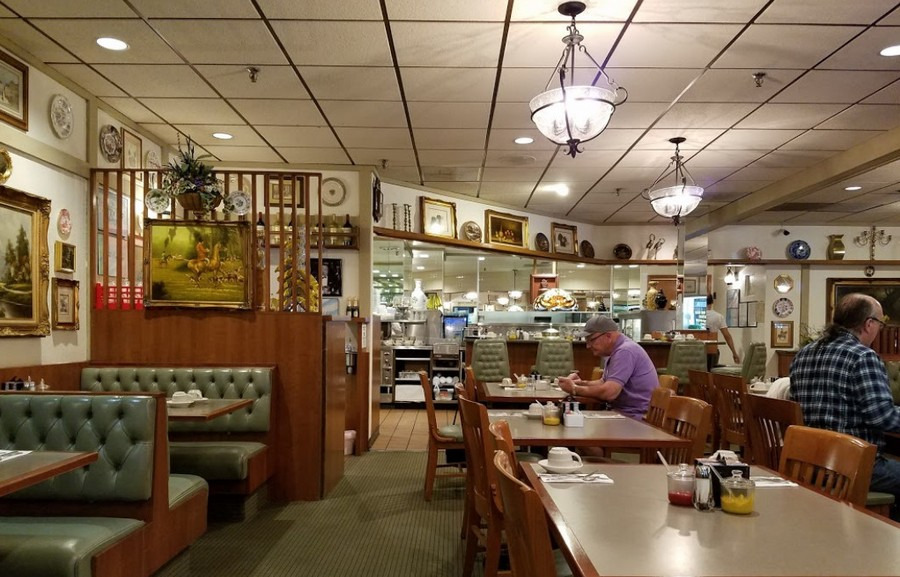 thegallery restaurant